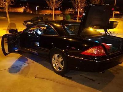 usado Mercedes CL500 Aut.
