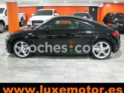 usado Audi TT Roadster Tt 2.0 Tfsi S-tronic S Line Ed. 230 cv en Madrid