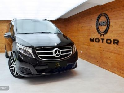 usado Mercedes V220 ClaseCDI Avantgarde Largo