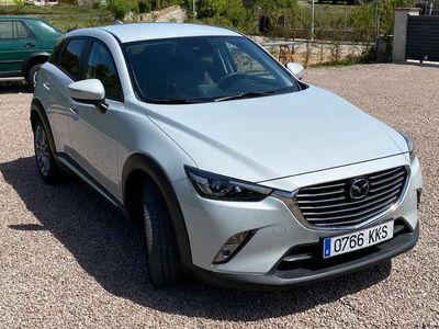 usado Mazda CX-3 2.0 Luxury P.White P.Travel AWD Aut. 150 Luxury Pa