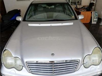 gebraucht Mercedes C320 Elegance