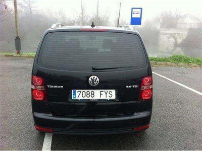 usado VW Touran 2.0TDI Traveller DSG 170