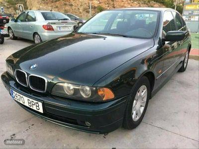 usado BMW 525 Serie 5 d