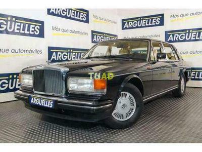 usado Bentley Mulsanne Clásico En Perfecto Estado '93