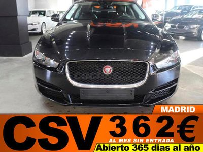 gebraucht Jaguar XE D **AUTO, GPS, CUERO, 377€/MES**