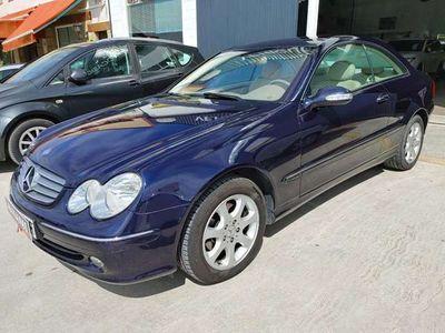 usado Mercedes CLK320 Clase Clk218 cv en Sevilla