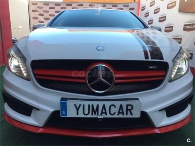 usado Mercedes A45 AMG Clase A4matic Edition 1 5p. -14