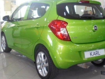 usado Opel Karl 1.0 XE Selective verde año 2016