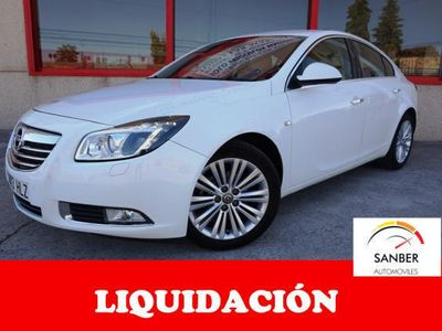 used Opel Insignia 2.0CDTI 130cv Excellence S&st 5 puertas