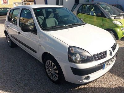 used Renault Clio 1.2 16v Confort Expression