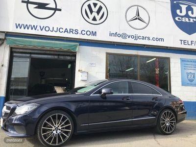 usado Mercedes CLS250 d 150kW (204CV)