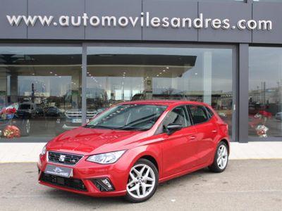 usado Seat Ibiza FR 1.0 TSI S 115Cv 5p
