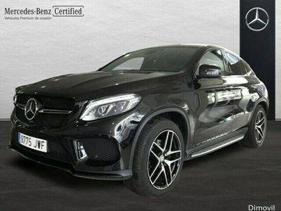 usado Mercedes GLE350 4Matic Coupe AMG-Line