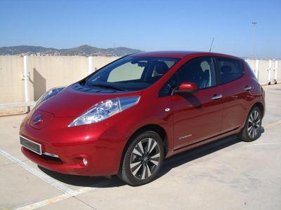 brugt Nissan Leaf 30kWh Tekna 80 kW (109 CV)
