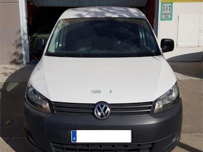 usado VW Caddy Furgon PRO 1.6 TDI 75cv BMT 4p