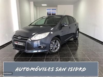 brugt Ford Focus 1.0 EcoBoost ASS 125cv Edition