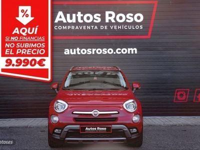 usado Fiat 500X Cross 1.6 MultiJet 120cv 4x2