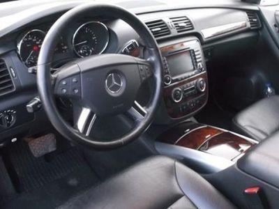 usado Mercedes R320 año 2007 202000 KM