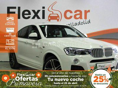 usado BMW X4 xDrive35d 5p