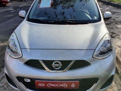 usado Nissan Micra 5p 1.2G 80CV NTEC