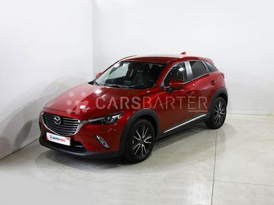usado Mazda CX-3 2