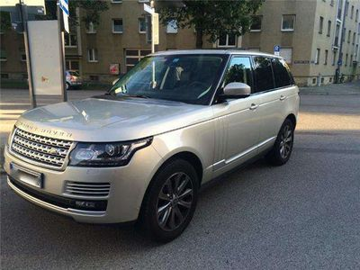 used Land Rover Range Rover 4.4SDV8 Vogue Aut.