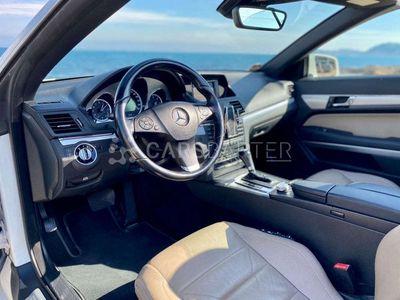 usado Mercedes E220 Cabrio CDI 7G Plus 2p