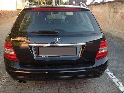 usado Mercedes C200 Estate CDI BE Avantgarde