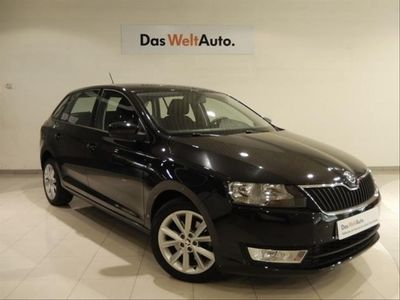 used Skoda Rapid 1.6TDI CR Ambition