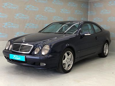 usado Mercedes CLK430 Advangarde