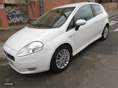 usado Fiat Grande Punto 1.3 Multijet 16v 90 Sport