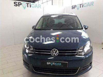 usado VW Sharan 2.0tdi Advance 135kw 184 cv en Madrid