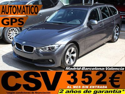 used BMW 320 320 d Touring 140 kW (190 CV)