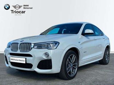 usado BMW X4 xDrive 35dA