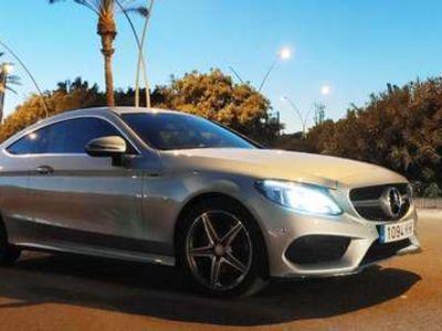 usado Mercedes C220 Coupé d 9G-Tronic