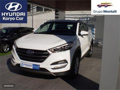 gebraucht Hyundai Tucson 1.7CRDi 85kW 115CV BlueDrive Klass 4x2