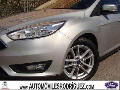 usado Ford Focus Sb. 1.0 Ecoboost Auto-S 125cv
