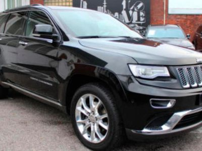 brugt Jeep Grand Cherokee 3.0CRD Summit Aut.