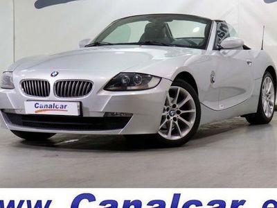usado BMW Z4 2.0 i Cabrio 150CV