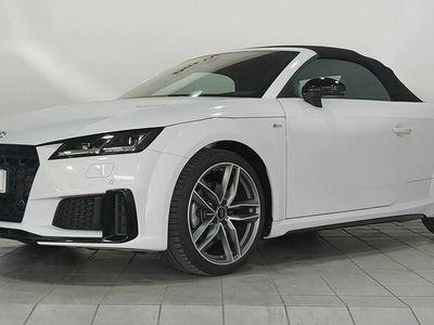 usado Audi TT Roadster S line edition 40 TFSI 145 kW (197 CV) S tronic