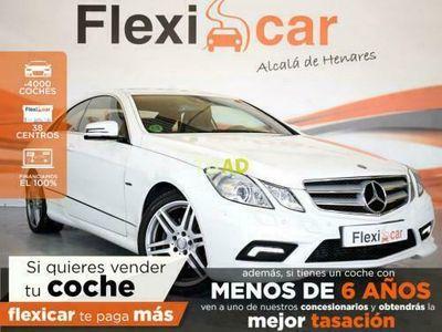 usado Mercedes E200 Clase E CoupéCGI Blue Efficiency Avantg.