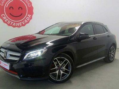 usado Mercedes 170 Clase GLA 220cdi 4matic 2.1cc