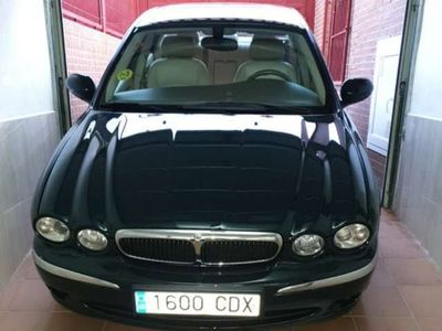 usado Jaguar X-type Vendo o cambio 3.0 V6 Executive. GLP