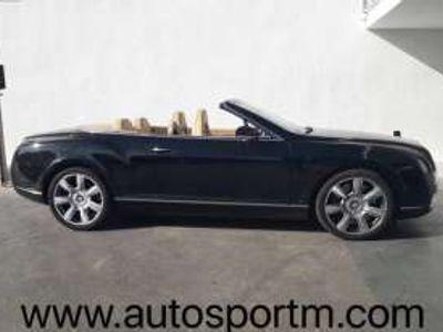 """usado Bentley Continental GTC """" SOLO 59.000Km"""", Llanta 20"""", Navi, Piel"""