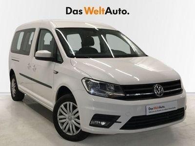 usado VW Caddy Maxi Trendline 2.0 TDI BMT 75 kW (102 CV)