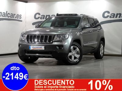 brugt Jeep Grand Cherokee 3.0CRD Limited 241 Aut.
