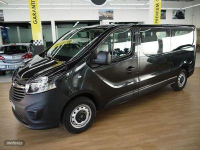 usado Opel Vivaro Combi 9 1.6CDTi Biturbo S/S 29 L2 Plus 125