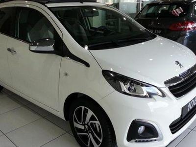 usado Peugeot 108 Top! Allure 1.2 PureTech 60KW (82CV)