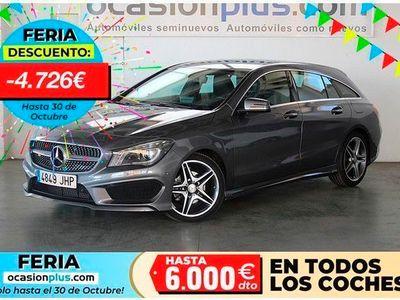 usado Mercedes 200 Clase CLA Shooting BrakeAMG Line 7G-DCT