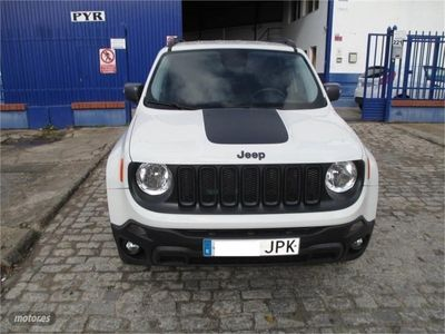 brugt Jeep Renegade 2.0 Mjet Trailhawk 4x4 170CV Auto AD Low
